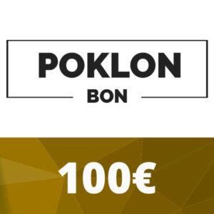Poklon bon 100 €