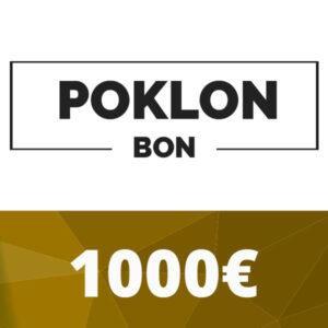 Poklon bon 1000 €