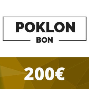 Poklon bon 200 €